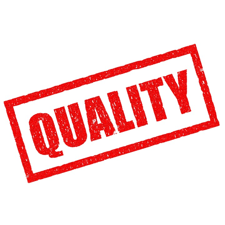 Guarantee Quality Satisfaction Service Perfect